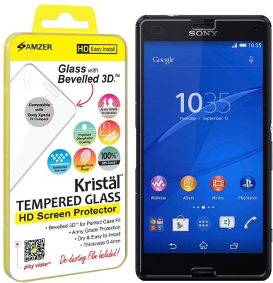 Amzer AMZ98061 Tempered Glass for Sony Xperia Z4 Compact
