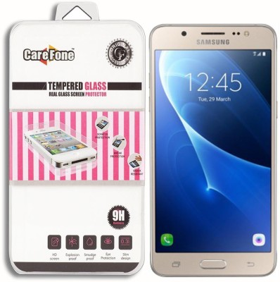 CareFone Tempered Glass Guard for Samsung Galaxy J7 - 6 (New 2016 Edition)