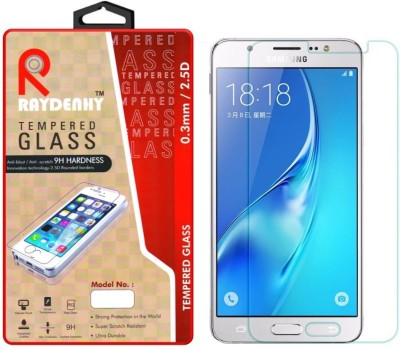 Raydenhy Tempered Glass Guard for Samsung J5 (2016 Version)