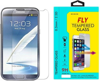 Fly FLY-OILCOATED-SM-N7100 Tempered Glass for Samsung Galaxy Note 2 (N7100)