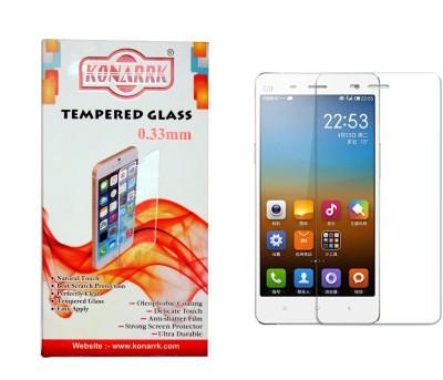 Konarrk Tempered Glass Guard for Xiaomi Mi4