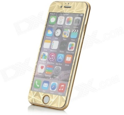 V & B Gallery 3D Front + Back Tempered Protector Front & Back Protector for Apple iphone 5/5s/5c