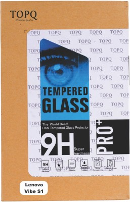 TOP Q Tempered Glass Guard for Lenovo Vibe S1