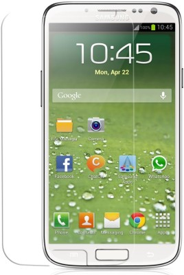 Red Qube Screen Guard for Samsung Galaxy S4