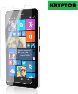 Krypton NOKI640-1 Tempered Glass for Nokia Lumia 640