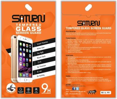 Satrun Retail Tempered Glass Screen Guard for Lava Iris Atom 3