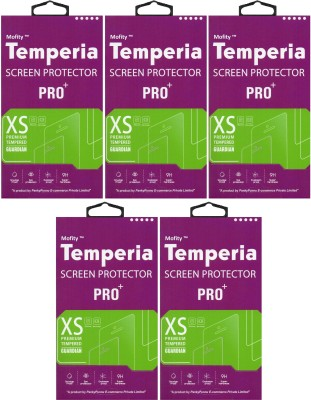 Temperia PTE 73 ( Pack of 5 ) Tempered Glass for Xolo Q1000S OPUS 2