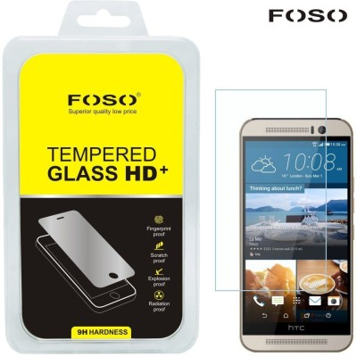 Foso HTC M9 Tempered Glass for HTC M9