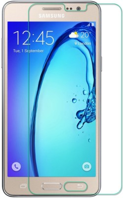 Blubuck Tempered glass for samsung On 7 Tempered Glass for Samsung On 7