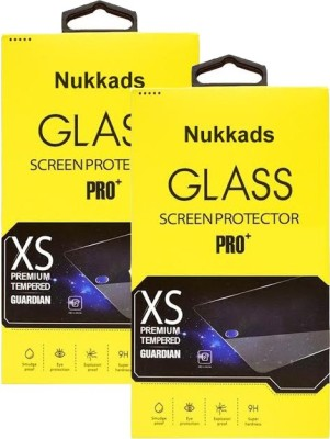 Nukkads Tempered Glass Guard for Microsoft Lumia 435