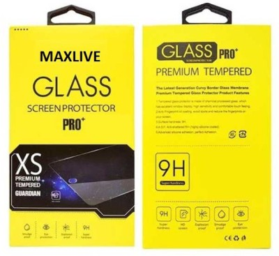 Maxlive 4029 Tempered Glass for MICROMAX A102