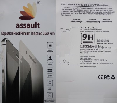 Assault Tempered Glass Guard for Samsung Galaxy Mega 6.3