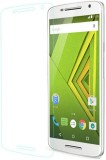 Saral Tempered Glass Guard for Moto X Pl...