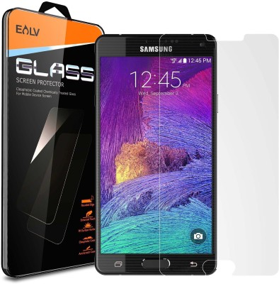 E LV N4-SP-GLASS Tempered Glass for Samsung Galaxy Note 4