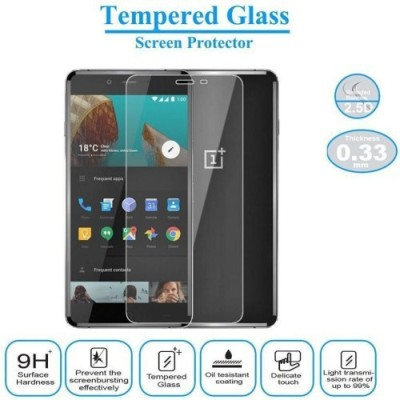Top Goods TopGoodsTemperedGlassOneplusX Tempered Glass for Oneplus X