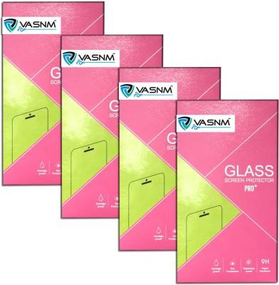 Vasnm TGLe_65(Pack of 4) Tempered Glass for Lenovo Vibe P1m
