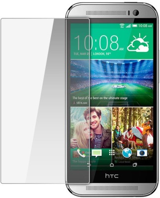 S-Softline GS pack of Two -139 Tempered Glass for HTC-M8