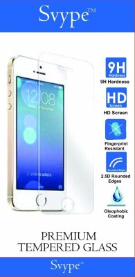 Svype Tempered Glass Guard for Apple iPhone 5S