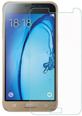 B R Creation Tempered Glass Guard for Samsung Galaxy J3