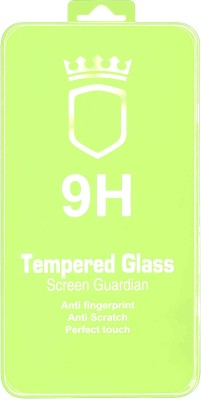 AmzaTech Black Wolf Charlie TP36 Tempered Glass for Micromax Canvas L A108