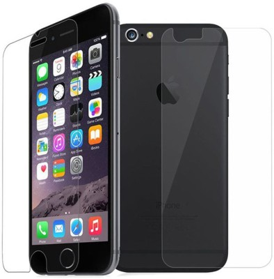 ROBMOB High Quality Front & Back Tempered Glass for Apple iPhone 6, Apple iPhone 6s