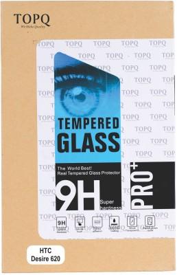 TopQ Tempered Glass Guard for HTC Desire 620