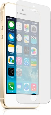 Muu Front and Back Dual Tempered Glass for Apple iPhone 5s