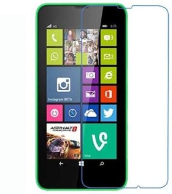 Rudra Traders Microsoft Lumia 640xl Tempered Glass for Microsoft Lumia 640xl