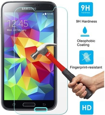 MICROSYS SAMSUNG S5 Tempered Glass for SAMSUNG S5