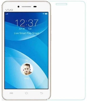 Rudra Traders RUDR.115 Tempered Glass for Vivo V1 Max