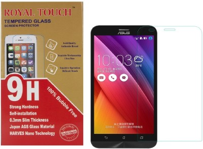 Royal Touch 100% Bubble Free A+ Tempered Glass for Asus Zenfone 2 Selfie