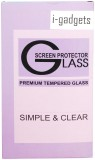 I-Gadgets intaq126 Tempered Glass for In...