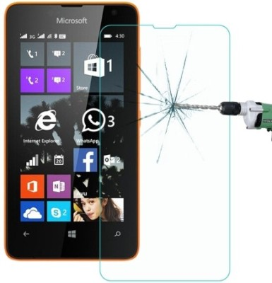 Moboworld N 430 Tempered Glass for Nokia Lumia 430