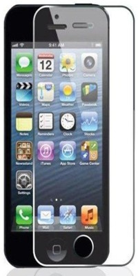 Giftico 2Ultra Thin 0.26mm Explosion-proof 2.5D Curve Edge 9H Tempered Glass for Apple iPhone 5