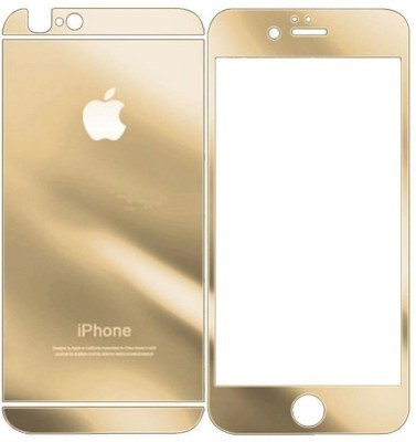 Vardhman Enterprises TEMP09 Tempered Glass for iphone6S gold