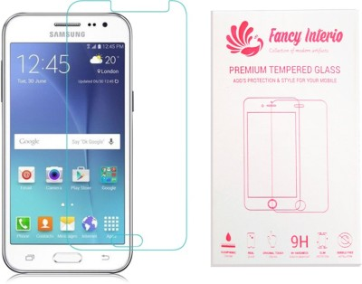 Fancy Interio FI165SSGJ3TPG Tempered Glass for SAMSUNG GALAXY J3