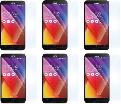Accezory Tempered Glass Guard for Asus Zenfone Max ZC550KL