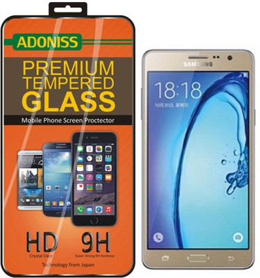 Adoniss Tempered Glass Guard for Samsung Galaxy On 5
