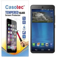Casotec Tempered Glass Guard for Micromax Canvas Juice 3 Q392