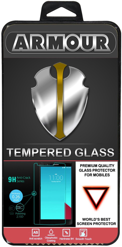 Armour Tempered Glass Guard for Panasonic P51