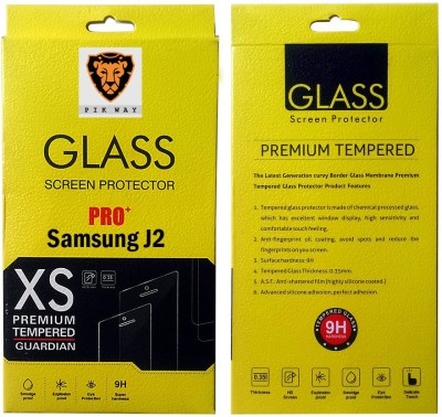 Pikway PKY-TMP-SAMJ2 Tempered Glass for Samsung Galaxy J2
