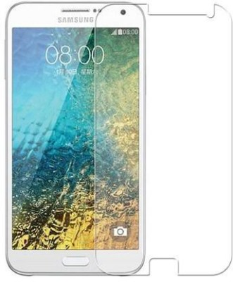 SAARA FASHIONS SFT-067 Tempered Glass for samsung galaxy e5