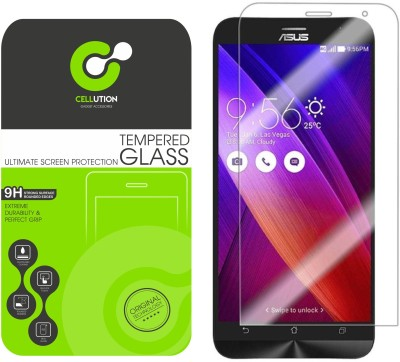 cellution For Zenfone Max Tempered Glass for Zenfone Max