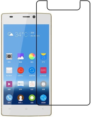 Clorox Tempered Glass Guard for Gionee S 5.5