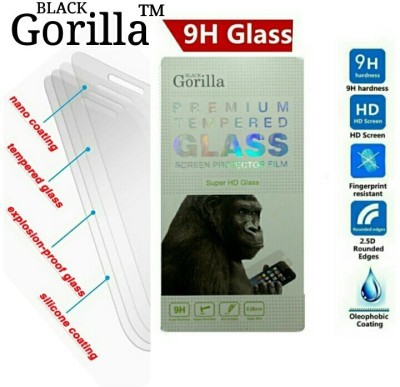 BLACK GORILLA BGT-11 Tempered Glass for MICROMAX A116
