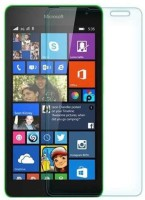 Aryamobi Tempered Glass Guard for Microsoft Lumia 435