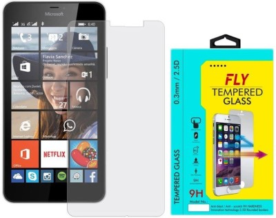 Fly FLY-CURVED-MSLUMIA640XL Tempered Glass for Microsoft Lumia 640XL