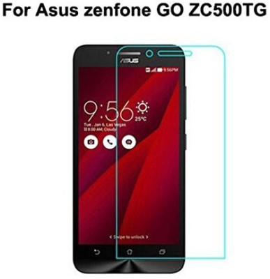 Elecsys TG55 Genuine 9H Hardness Curve Edge Tempered Glass for Asus Zenfone Go