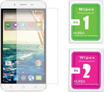 Hurba Tempered Glass Guard for Micromax Canvas Doodle 4 Q391