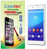 Casotec Tempered Glass Guard for Sony Xperia Z3 Plus / Z4
